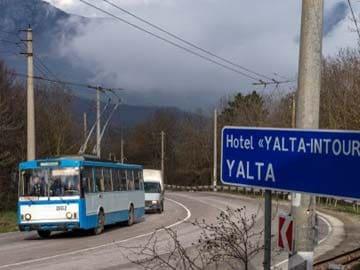 World's longest trolleybus route rolls on in Crimea
