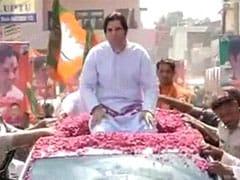 Varun Gandhi's roadshow before launching campaign on family turf
