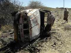 Airstrike in Yemen targets al-Qaida training camps
