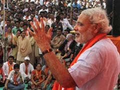 Election Results 2014: BJP, Allies Way Ahead in Leads; Some Highlights Right Now