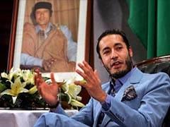 War Crimes Court Wants Muammar Gaddafi's Son For Trial