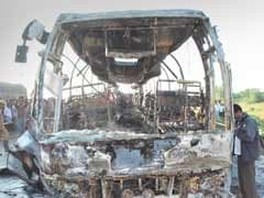 Mahbubnagar Accident: Chargesheet Blames Faulty Bus Design, Volvo Denies It