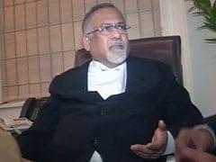Attorney General Goolam Vahanvati and Solicitor General Mohan Parasaran Resign