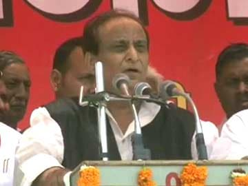 Election Commission Cannot Behave Like God, Says Azam Khan