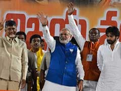On Naidu's Wish List for Modi, Special Category Status for Seemandhra