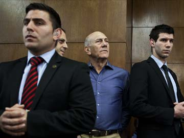 Former Israeli PM Ehud Olmert Sentenced To 6-Year Jail Term For Corruption