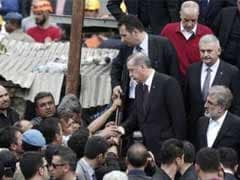 Furious Protesters Heckle Turkish PM After at Least 274 Die in Mine Disaster
