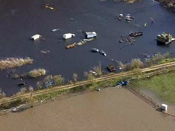 Floods Kill Three in 'Worst Natural Catastrophe' to Hit Serbia