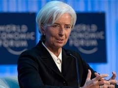 International Monetary Fund's Christine Lagarde Cancels University Speech after Protest