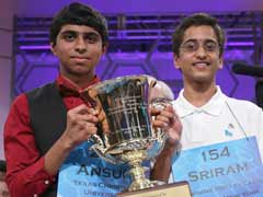 Two Indian-Americans Declared Co-Champions of Spelling Bee