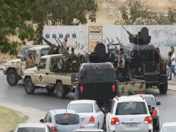 Islamist-Led Militias Deploy in Libya's Capital
