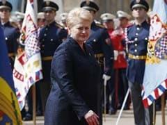 Lithuania's 'Iron Lady' Dalia Grybauskaite Poised for Election Victory