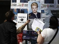 Incumbent Favourite in Lithuania Presidential Vote