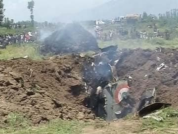 MiG-21 Crashes in Jammu and Kashmir, Pilot Dead