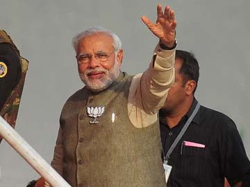 In Tiring Election Season, Narendra Modi Made a Style Statement