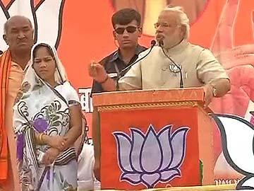 Narendra Modi's 'Kalavati' is Sanju Devi of Ambedkar Nagar