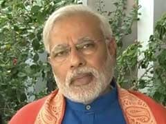 Row Over Narendra Modi's Video Message to Voters