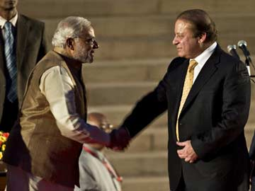 Modi-Sharif Handshake: The Photo-Op That Almost Overshadowed the Swearing-In