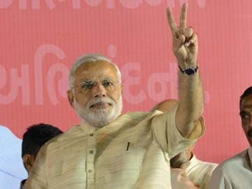 For PM-to-be Narendra Modi, 20-Minute Presentations from 84 Departments