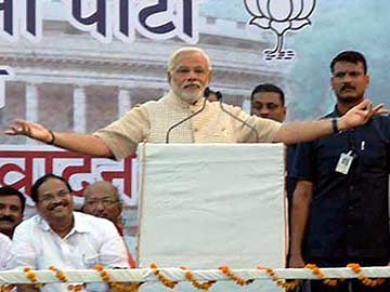 PM-Elect Narendra Modi Made Magnanimous Victory Speech