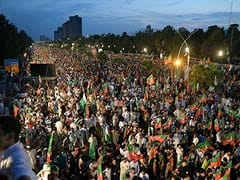 Thousands Join Imran Khan in Rally Against Alleged Election Rigging in Pakistan