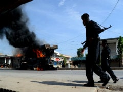 Attacks Kill Ten Pakistani Troops; Missile Tested