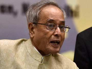 President Pranab Mukherjee Dissolves 15th Lok Sabha