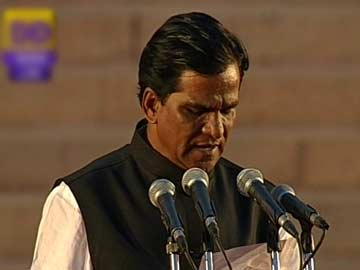 Raosaheb Danve: Minister of State (Consumer Affairs, Food and Public Distribution)