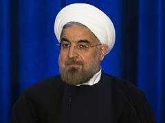Iran Won't Accept 'Nuclear Apartheid': President Hassan Rouhani