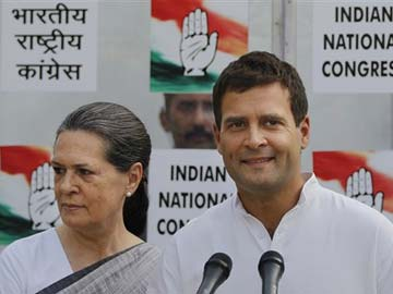 Sonia And Rahul Gandhi May Offer Resignations After Congress Rout: Sources
