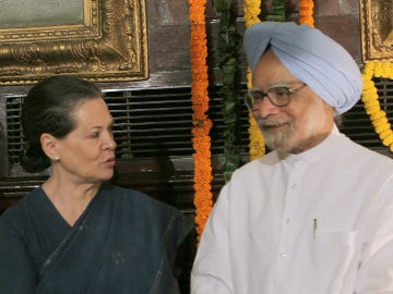 Congress Hosts Farewell Dinner for Prime Minister Manmohan Singh