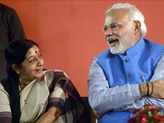 Sushma Swaraj, New Foreign Minister, Makes Early Start