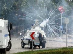Turkish Police Use Tear Gas on Thousands Protesting Mine Blast