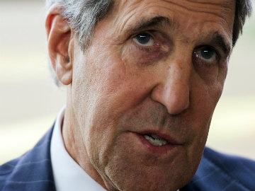 John Kerry Eyes Role in Cyprus Peace Process