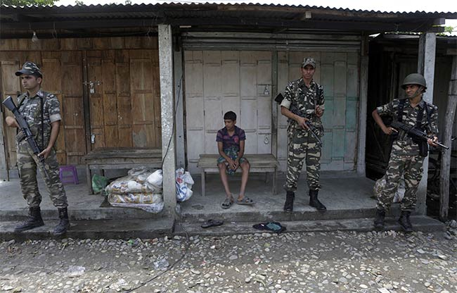 31 Killed in Assam Violence; Chief Minister Says He Won't Step Down
