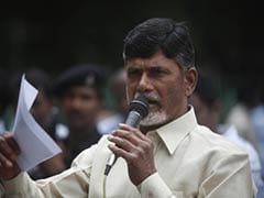 With Cabinet Berths on His Mind, Chandrababu Naidu Meets Narendra Modi