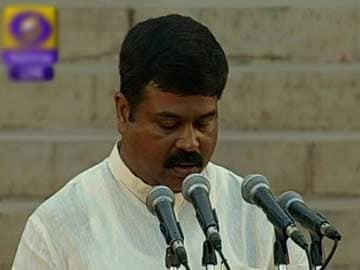 Minister of State (Independent Charge): Dharmendra Pradhan