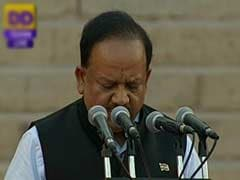 Harsh Vardhan: A Doctor who Became a Cabinet Minister