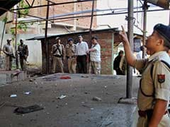 Two Killed, Six Injured in Blast at Imphal Market