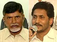 MP Quits Jagan's YSR Congress, Joins Chandrababu Naidu's Party