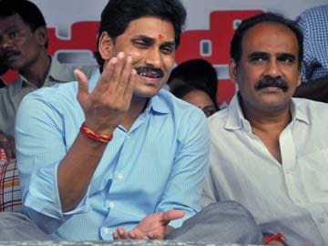 Jagan Mohan Reddy Elected Leader of YSRC Legislature Party