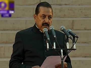 Minister of State (Independent Charge): Jitendra Singh
