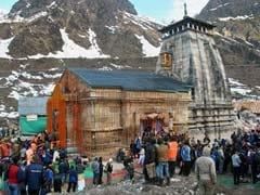 Bad Weather Halts Kedarnath Yatra