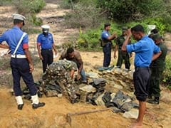 Sri Lanka Claims Biggest Post-War Tiger Ammo Find