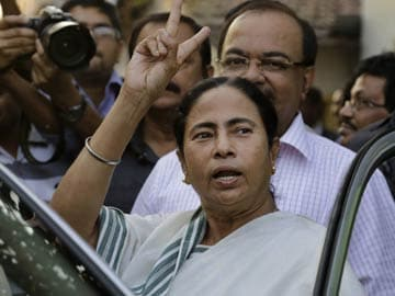 Will Never, Ever Have an Alliance with BJP: Mamata Banerjee