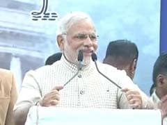 Election Results 2014: At First Victory Rally, Narendra Modi Says Good Days are Upon Us