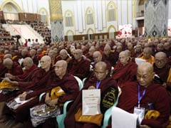 Myanmar Buddhists Hold All-Sects Meeting