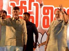TDP-BJP Combine Bags 20 Seats in Seemandhra