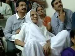 PM Modi's Mother Discharged From Hospital After Check-Up For Chest Pain