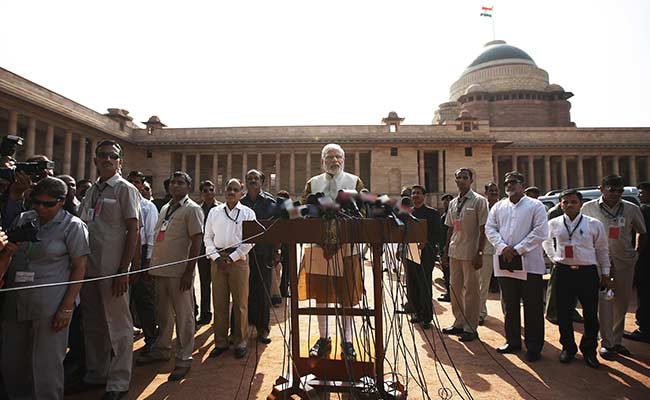 First Official Statement Confirms Narendra Modi will have smaller cabinet, merged ministries